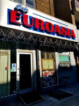 Russia Cafe Euroasia